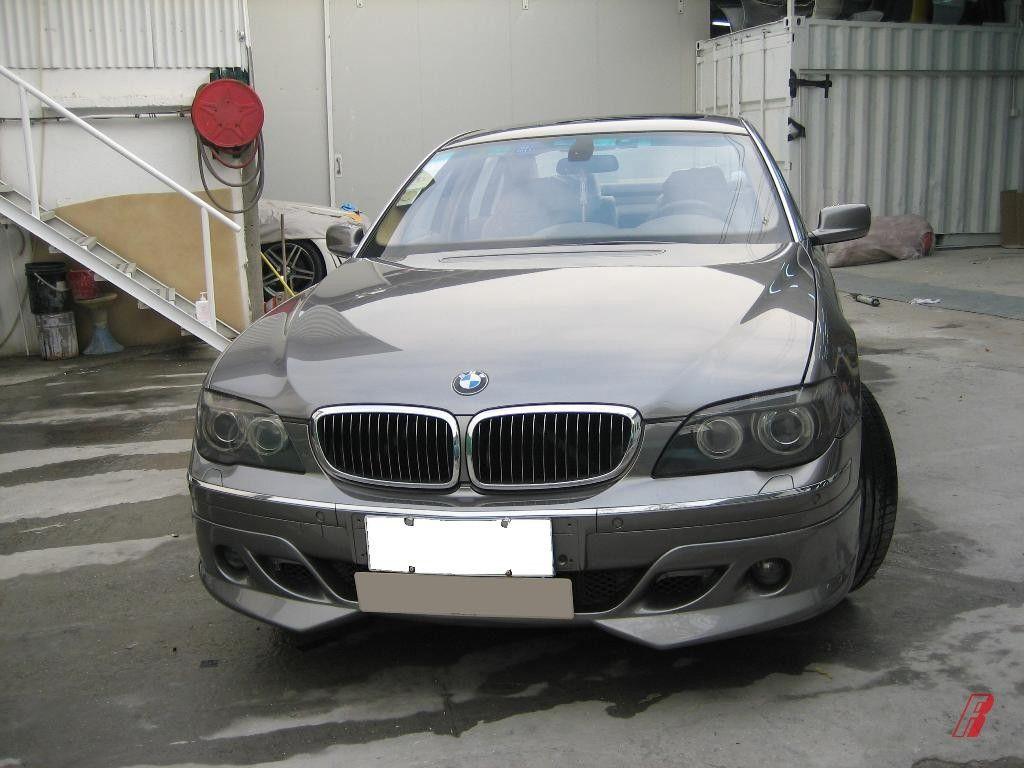 BMW-E65後期-AC001L-FL