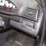 E46 2D M3-中控台飾件.
