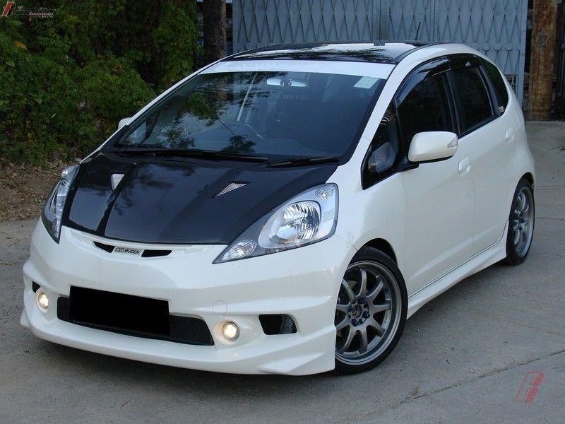 Honda 2008-10 Jazz Fit GE8 MG001B front bumper - Faithful ...