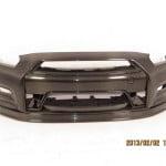 2012 facelift R35 carbon front bumper with lip USD 2699